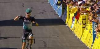 Lennard Kämna remporte l'étape 4 du Critérium du Dauphiné