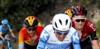 Dan Martin ne terminera pas ce Critérium du Dauphiné