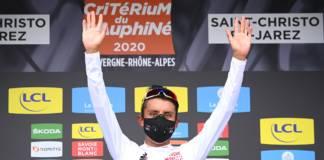 Egan Bernal classement général Critérium du Dauphiné 2020