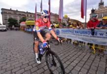 Fabio Jakobsen chute Tour de Pologne