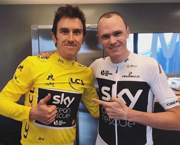 Pas de Froome ni de Thomas sur le Tour de France