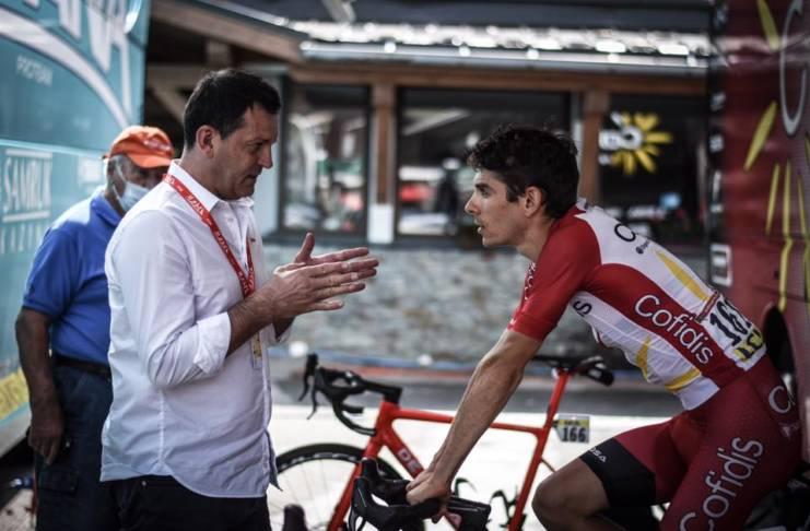 Guillaume Martin leader Cofidis sur le Tour de France 2020