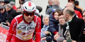 Guillaume Martin se prépare pour le Tour de France