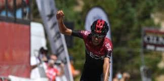 Tour de Burgos se finit en beauté pour Sosa et Evenepoel