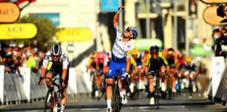 Julian Alaphilippe remporte la 2e étape du Tour de France 2020