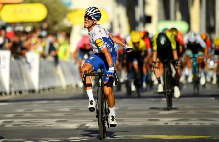 Classement étape 2 Tour de France 2020