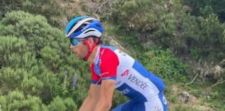 Le Tour de France 2020 partira sans Julien Simon
