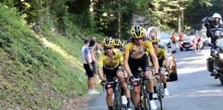 Critérium du Dauphiné avec un Team Jumbo-Visma en épouvantail