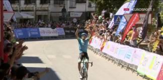 Championnat d'Espagne remporté brillamment par Luis Leon Sanchez