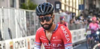 Nacer Bouhanni remplacé pour le championnat d'Europe de cyclisme