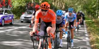 Nathan Van Hooydonck futur coureur du Team Jumbo-Visma