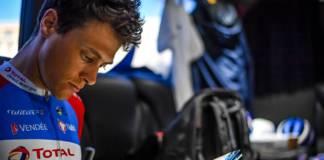 Niki Terpstra prolonge l'aventure avec Total Direct Energie