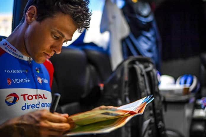 Niki Terpstra prolonge l'aventure avec Total Direct Energie