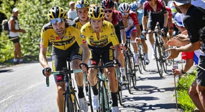 Primoz Roglic retraite Critérium du Dauphiné 2020