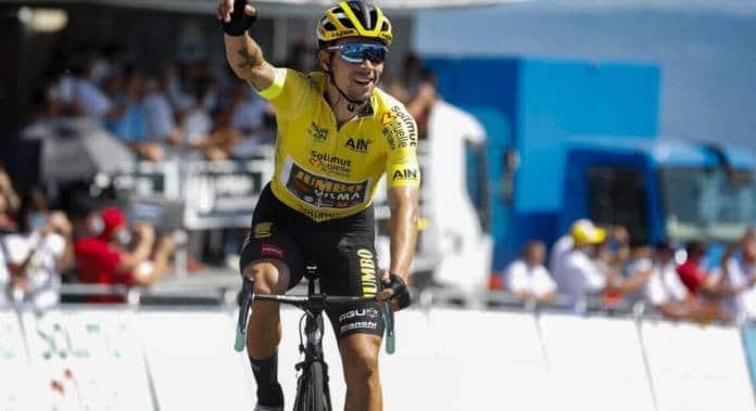 Primoz Roglic remporte le Tour de l'Ain