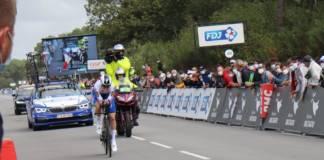Championnat de France du chrono remporté par Cavagna