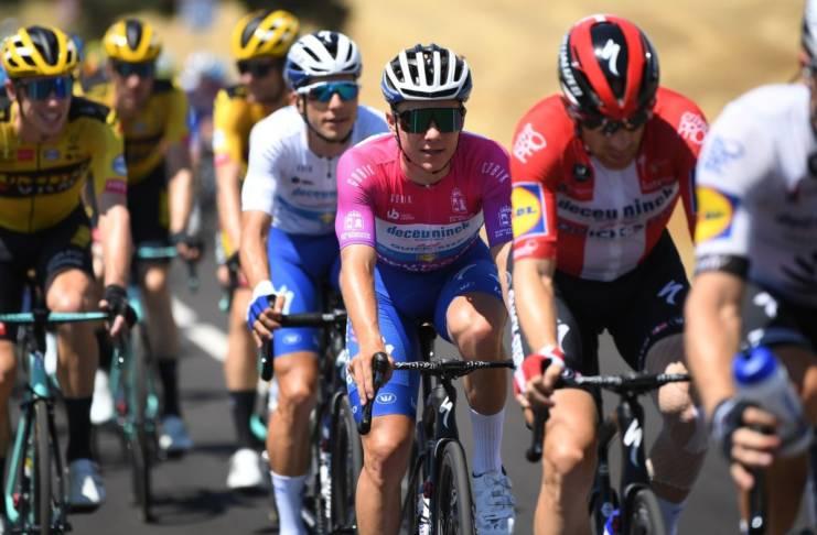 Remco Evenepoel Tour de Burgos 2020 Classement final