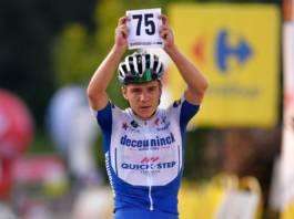 Remco Evenepoel remporte la 4e étape du TOur de Pologne 2020