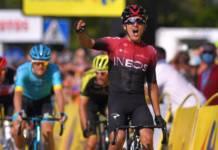 Richard Carapaz brillant vainqueur de la 3e étape du Tour de Pologne