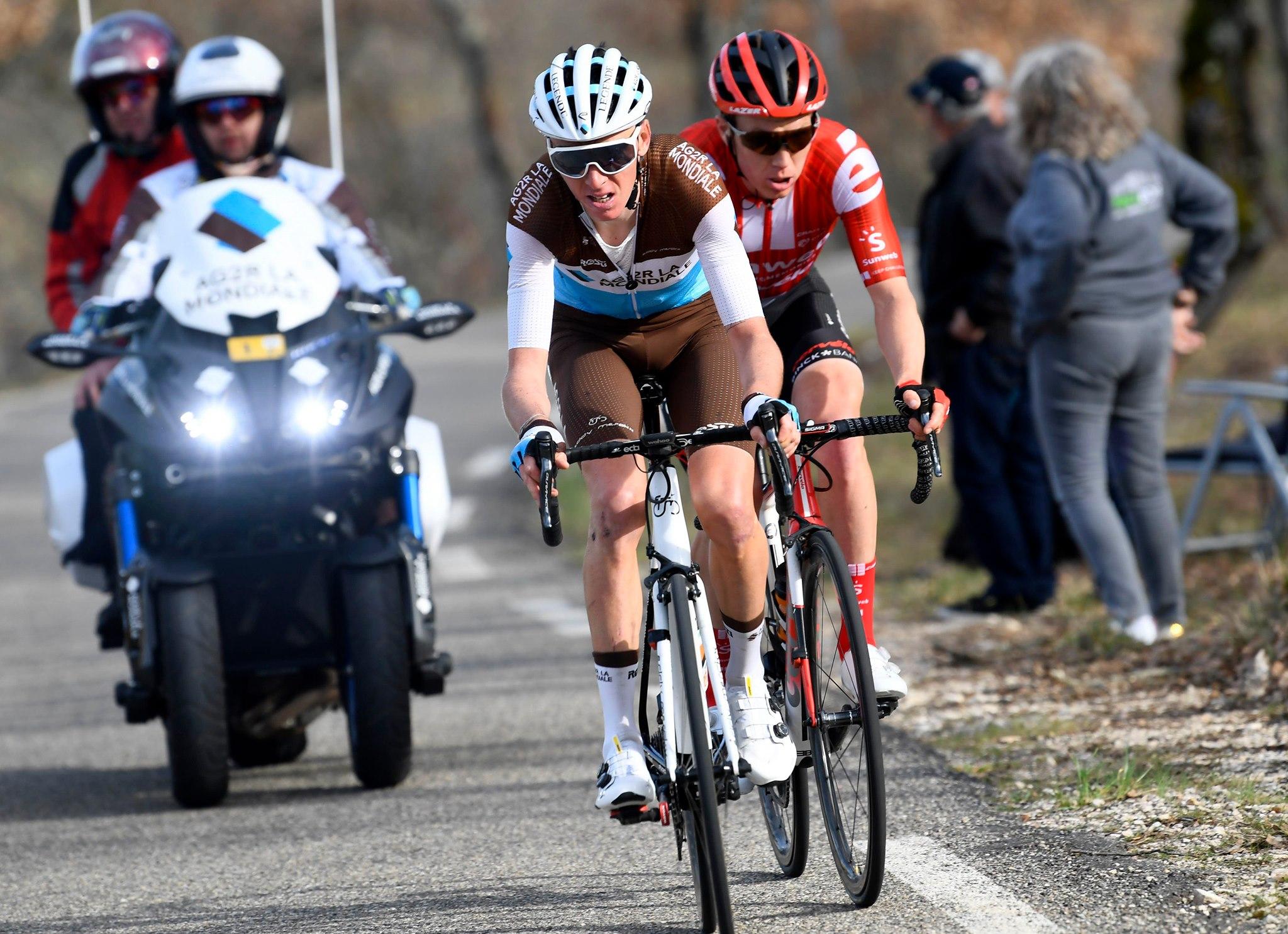 C'est officiel, Romain Bardet part chez Sunweb — Cyclisme