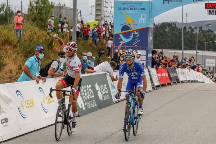 Rui Costa champion du Portugal 2020
