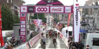 Sam Bennett le plus rapide sur la 3e étape du Tour de Wallonie 2020