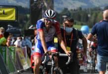 Thibaut Pinot 2e du Critérium du Dauphiné