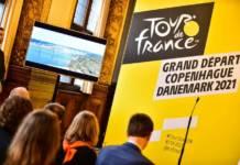 Tour de France partant du Danemark reporté pour 2022