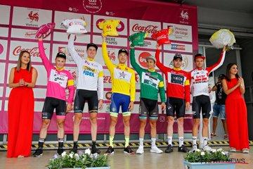 Tour de Wallonie 2020 parcours et favoris