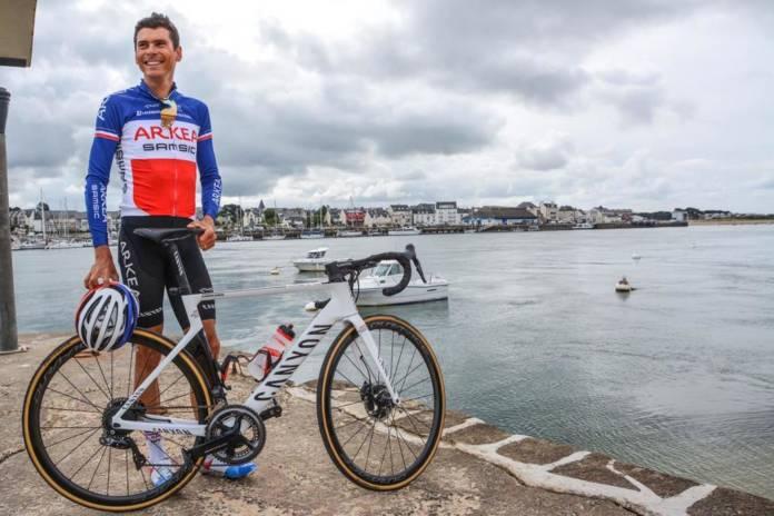 Warren Barguil 1 an en champion de France