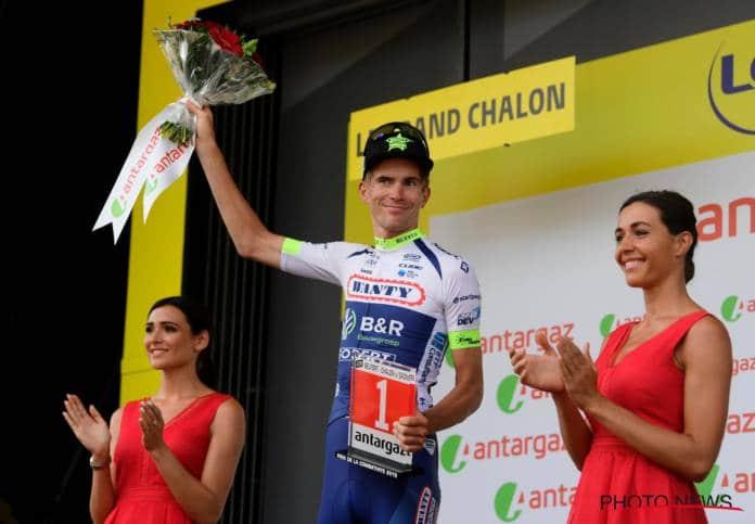 Yoann Offredo consultant chez France TV pour le Tour de France 2020