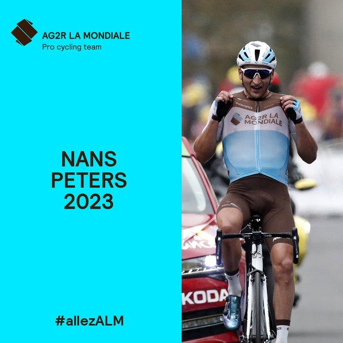 Nans Peters prolonge avec AG2R La Mondiale