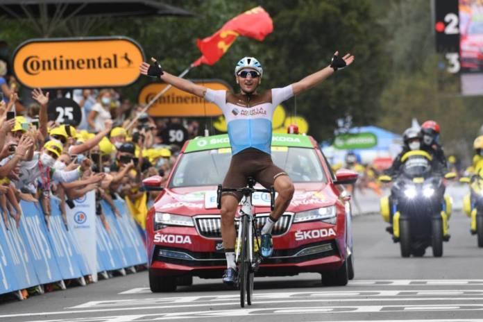 Nans Peters triomphe dans les Pyrénées