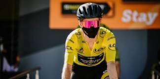 Le maillot jaune n'est pas l'objectif d'Adam Yates