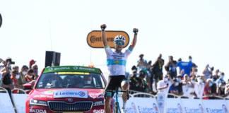 Alexey Lutsenko remporte en solitaire la 6e étape du Tour de France 2020