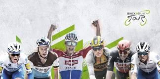 BinckBank Tour 2020 parcours et favoris