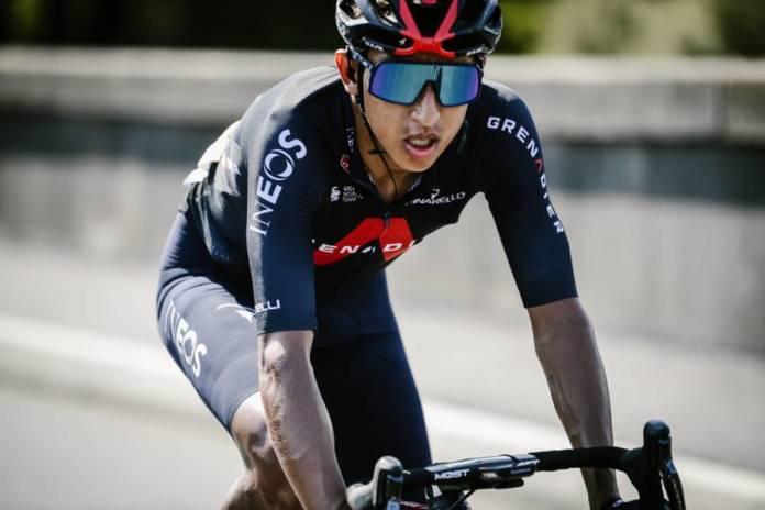 Le Tour de France 2020 se poursuit sans Egan Bernal