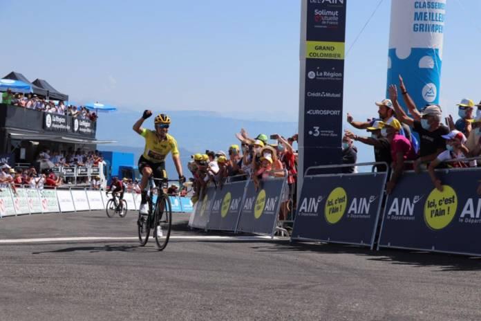 Tour de France à huis clos en partie pour la 15e étape