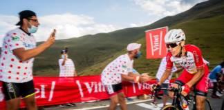 Guillaume Martin est tombé sur la 10e étape du Tour de France 2020 et se plaint du dos