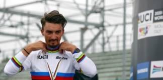 Julian Alaphilippe vainqueur des championnats du monde