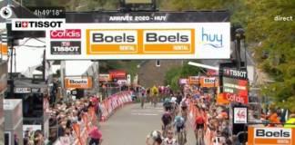 Marc Hirschi remporte La Flèche Wallonne 2020
