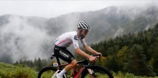 March Hirschi sur la 9e étape du Tour de France 2020