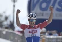 Tirreno-Adriatico marqué par une victoire de Mathieu van der Poel