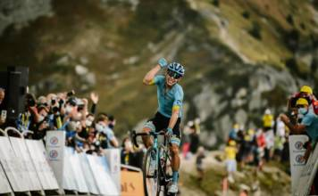 Miguel Angel Lopez remporte la 17e étape du Tour de France