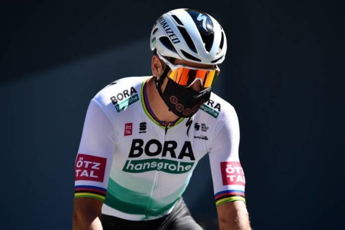 Peter Sagan sanctionné sur le Tour de France