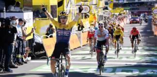 Tour de France 2020 marqué par la victoire sur la 4e étape de Roglic
