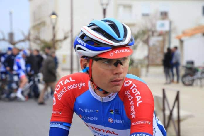 Rein Taaramäe quitte le Team Total Direct Energie
