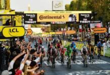 Tour de France 2020 se termine par le succès de Sam Bennett