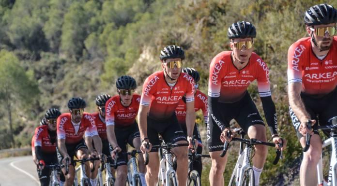 Arkéa-Samsic participant au Tour de France visé par une enquête