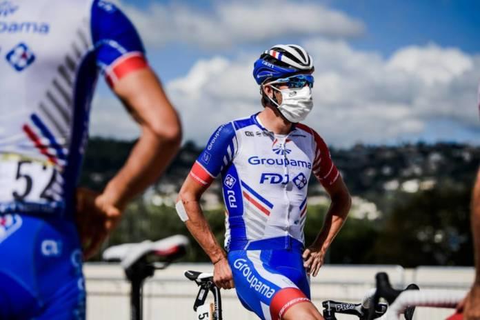 Thibaut Pinot, toujours souffrant du dos, a abandonné la Vuelta 2020